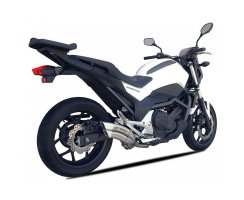 Exhaust IXRACE 2 for for Honda NC 700 X / S